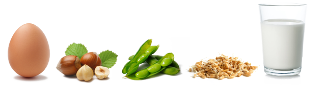 Symbolbild Nahrungsmittelallergien