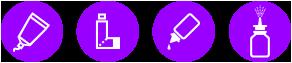 Symbolbild topische Darreichung