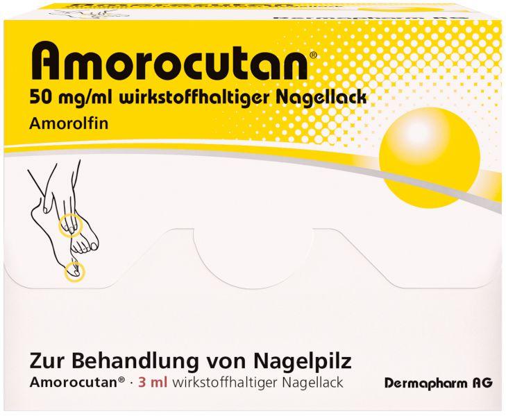 Amorocutan<sup>®</sup> Nagellack