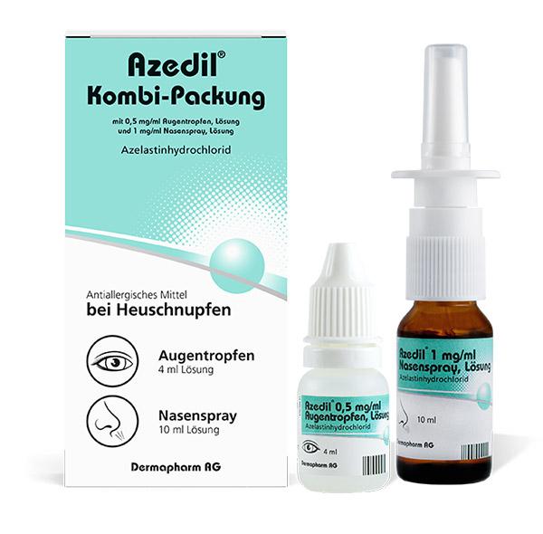 Azedil<sup>®</sup> Kombi-Packung