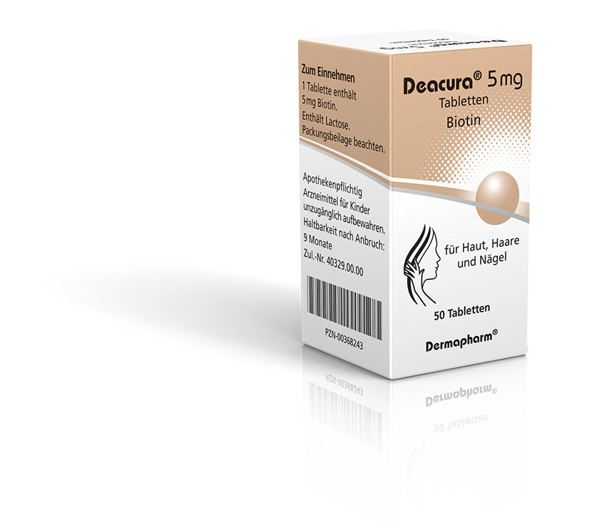 Deacura<sup>®</sup> 5 mg