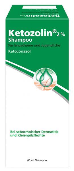 Ketozolin<sup>®</sup> 2% Shampoo