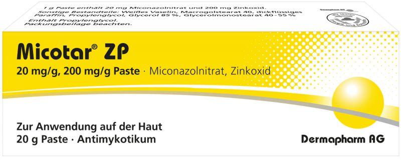 Micotar<sup>®</sup> ZP
