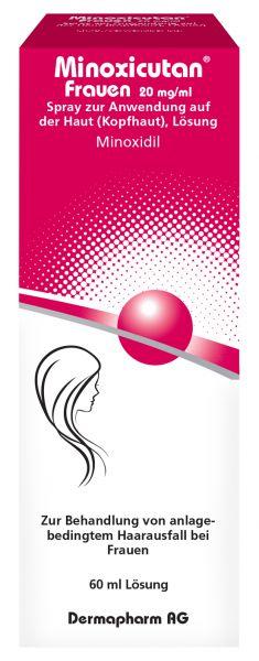 Minoxicutan<sup>®</sup> Frauen