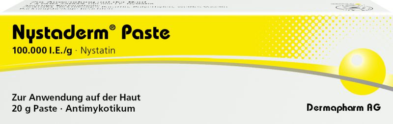 Nystaderm<sup>®</sup> Paste