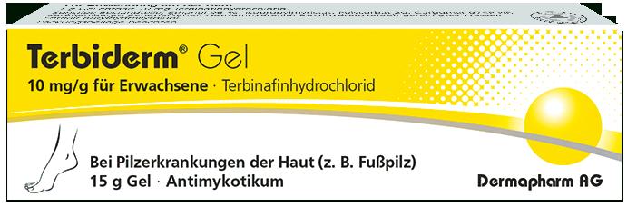 Terbiderm<sup>®</sup> Gel