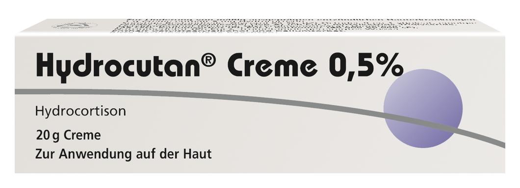 Hydrocutan<sup>®</sup> Creme 0,5%