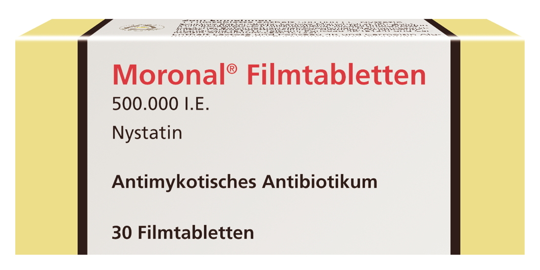 Moronal<sup>®</sup> Filmtabletten