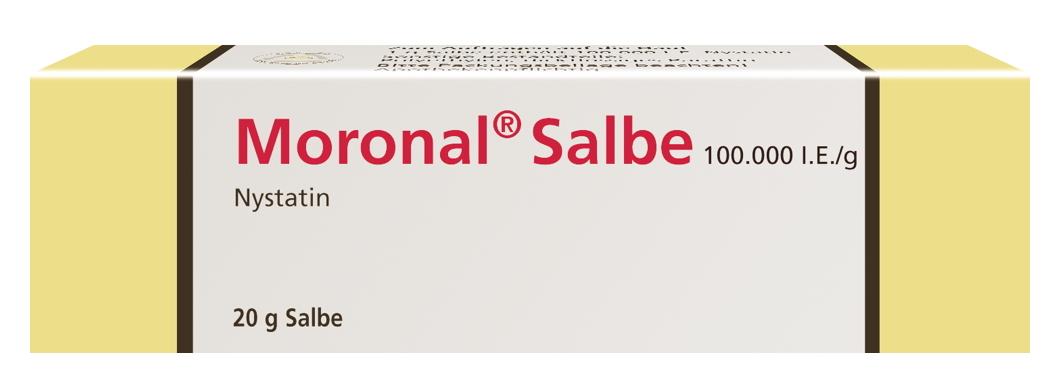 Moronal<sup>®</sup> Salbe