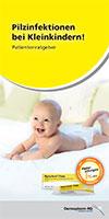 Pilzinfektion bei Kleinkindern!